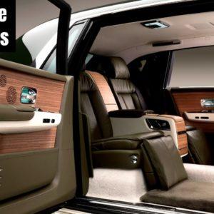 Rolls Royce and Hermès Bespoke Phantom