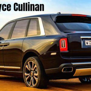 Rolls Royce Cullinan SUV The Most Luxurious SUV