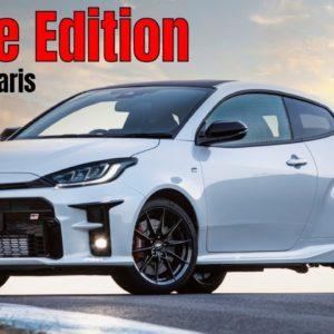 Toyota GR Yaris Rallye Edition 2021