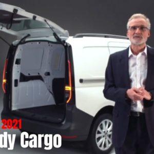 Volkswagen Caddy Cargo Van Walkaround 2021