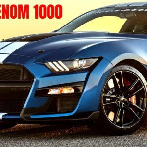 1000HP Mustang GT500 VENOM 1000 by Hennessey