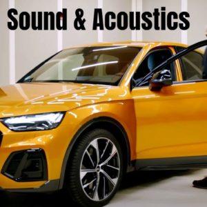 Audi Sound & Acoustics TechTalk