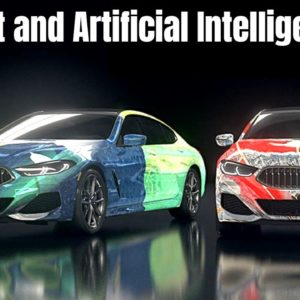 BMW Art and Artificial Intelligence