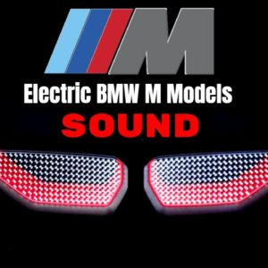 Creating Sound For Electric BMW M Models