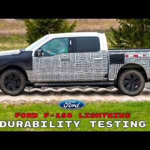 Ford F-150 Lightning is electric pickup truck of the future