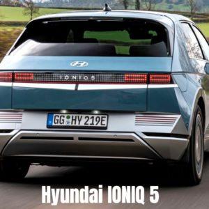 Hyundai IONIQ 5 UK Spec