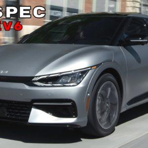 KIA EV6 Electric US Spec