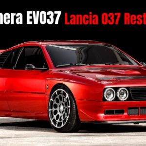Kimera EVO37 Lancia 037 Restomod