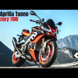 New 2021 Aprilia Tuono V4 Factory 1100