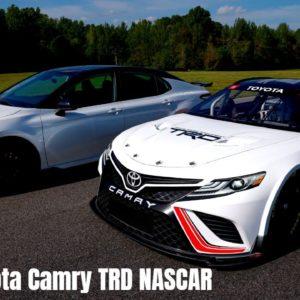New 2022 Toyota Camry TRD NASCAR