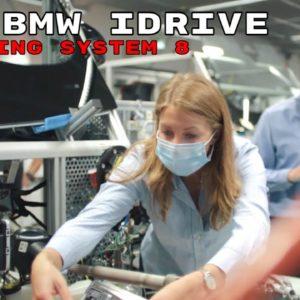 New BMW iDrive Operating System 8
