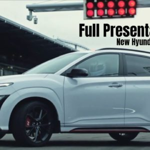 New Hyundai Kona N Full Presentation