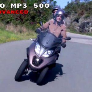 Piaggio MP3 500 Sport Advanced 2021
