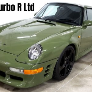 RUF Turbo R Ltd based on the Porsche 993 Turbo