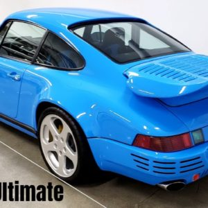 RUF Ultimate Based on the Porsche 964