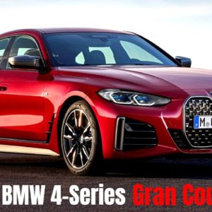 2022 BMW 4 Series Gran Coupe Revealed with more room