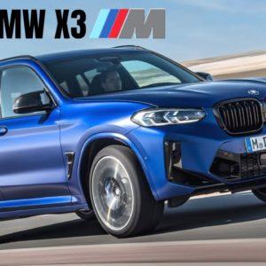 2022 BMW X3M Revealed