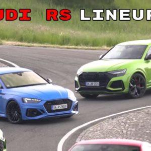 Audi RS Models 2021