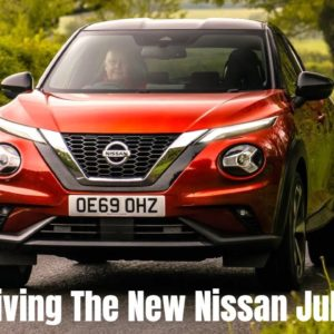 Driving The New Nissan Juke