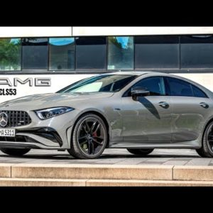 Mercedes CLS53 4MATIC For 2022 Model