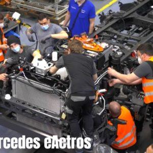 New 2022 Mercedes eActros Electric Truck Presentation