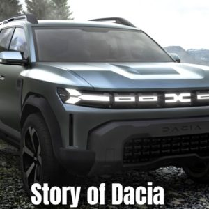 The Story of Dacia