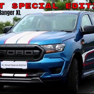 2021 Ford Ranger XL Street Special Edition