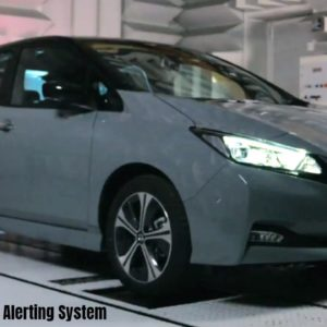 2021 Nissan Leaf Canto Acoustic Vehicle Alerting System
