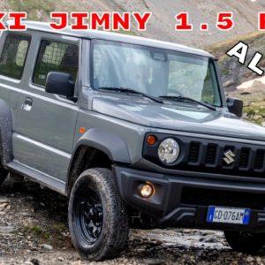 2021 Suzuki JIMNY 1.5 PRO 4WD AllGrip