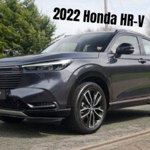 2022 Honda HR-V e:HEV Hybrid Technology
