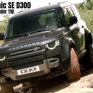 2022 Land Rover Defender 110 X Dynamic SE D300