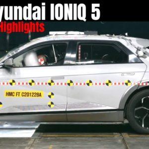 New 2022 Hyundai IONIQ 5 Production Process Highlights