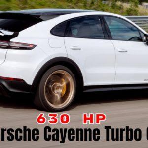 New 2022 Porsche Cayenne Turbo GT in White