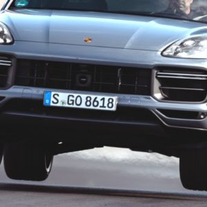 Porsche Cayenne Turbo GT Performance Driving and Exhaust Sound