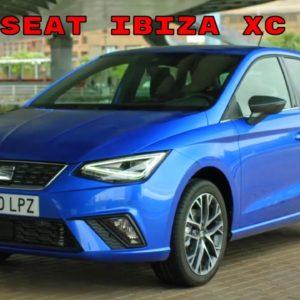 SEAT Ibiza XC Saphire Blue