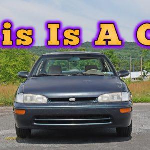 1997 Geo Prizm: Regular Car Reviews