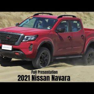 2021 Nissan Navara Pickup Truck Full Presentation