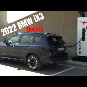 2022 BMW iX3 Electric SUV
