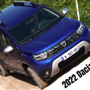 2022 Dacia Duster 4x4 dCi 115 in Iron Blue