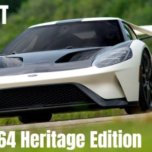 2022 Ford GT 64 Heritage Edition