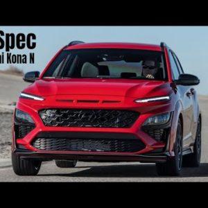 2022 Hyundai Kona N US Spec