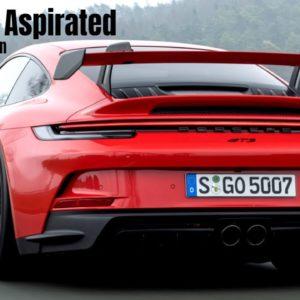 2022 Porsche 911 GT3 Naturally Aspirated Sound Compilation