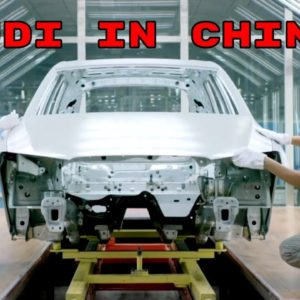 Audi in China Explained