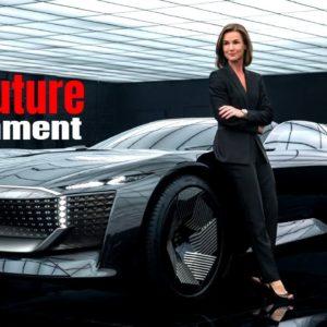 Audi Infotainment of the Future Digital Customer Experience