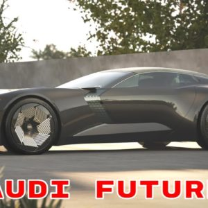Audi Innovations and The Future