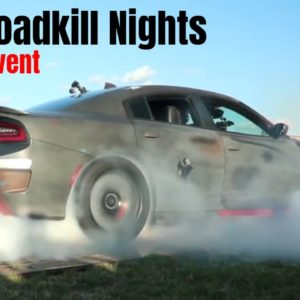 Burnout Event at 2021 Roadkill Nights