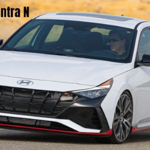 New 2022 Hyundai Elantra N Revealed
