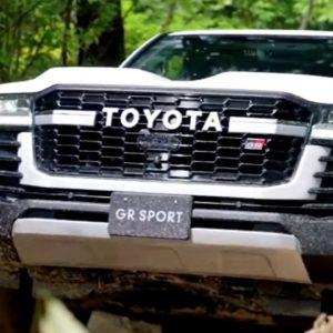New 2022 Toyota Land Cruiser GR Sport Test Drive By Akira Miura