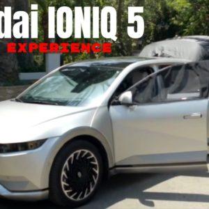 New Hyundai IONIQ 5 Driving Experience