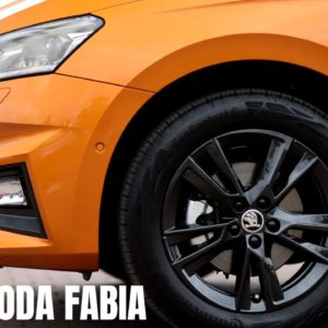 New SKODA FABIA in Detail